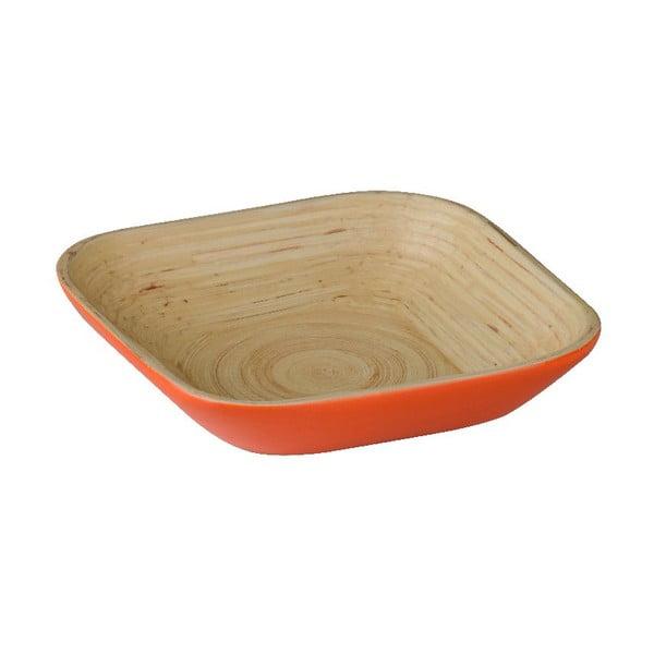 Miska Square Bamboo, 15 cm