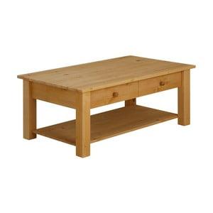 Odkladací stolík  z masívneho borovicového dreva Støraa Yvonne
