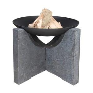 Ohnisko s granitovou nohou Esschert Design
