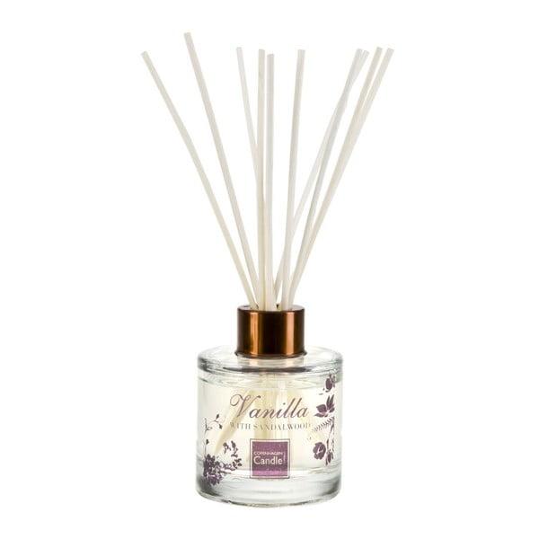 Aromatický difuzér Copenhagen Candles Vanilla & Sandalwood Reed, 100 ml