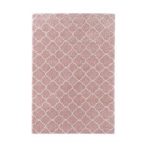 Ružový koberec Mint Rugs Grace, 120×170cm