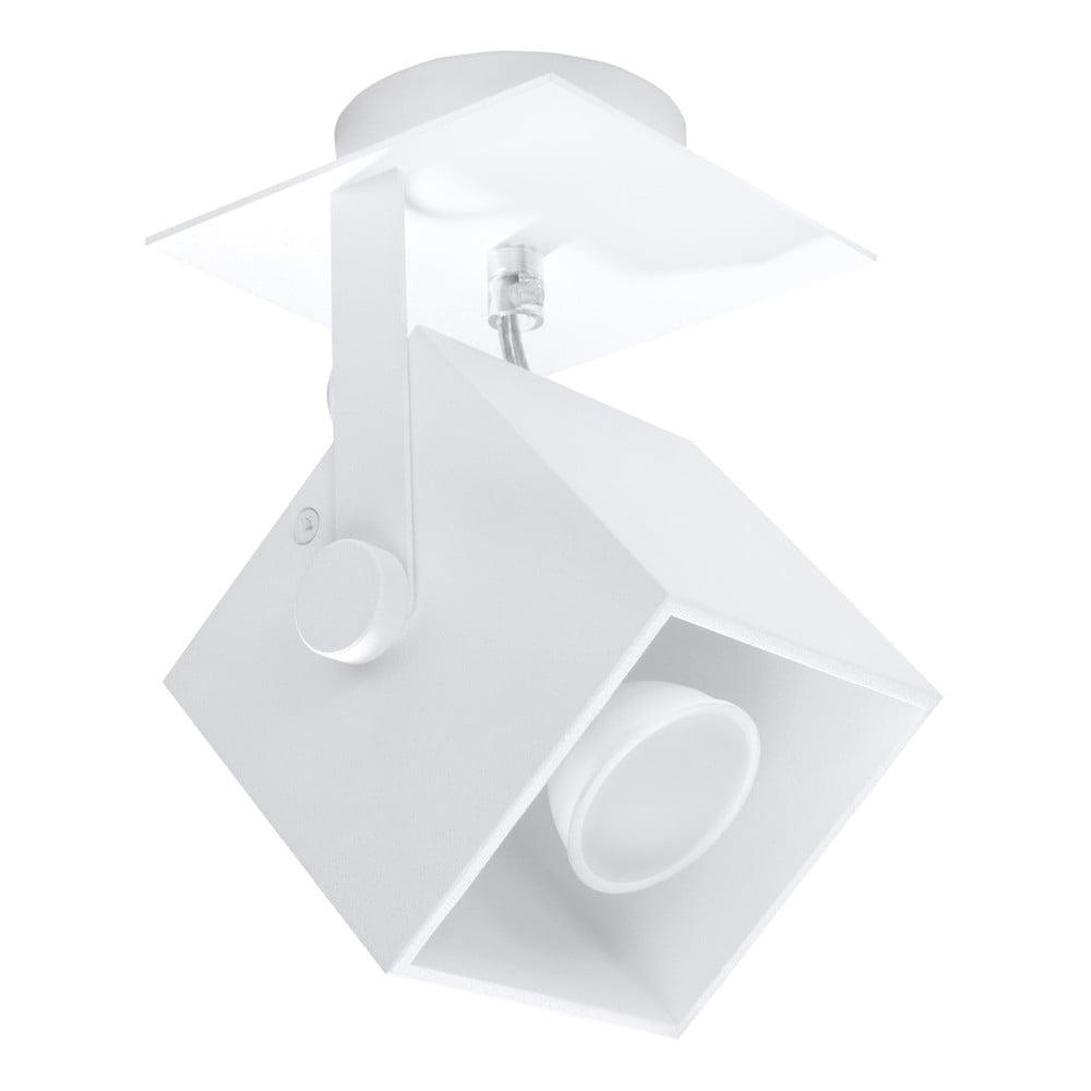 Biele stropné svietidlo Nice Lamps Noe Una