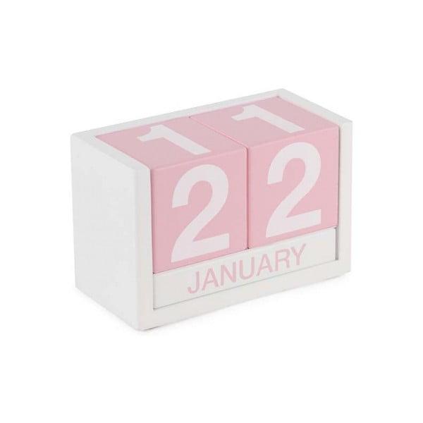Kalendár Design Ideas ThreeSixFive Pink