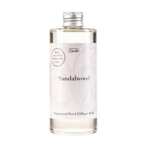 Náplň do aróma difuzéru Copenhagen Candles Sandalwood Home Collection, 300 ml