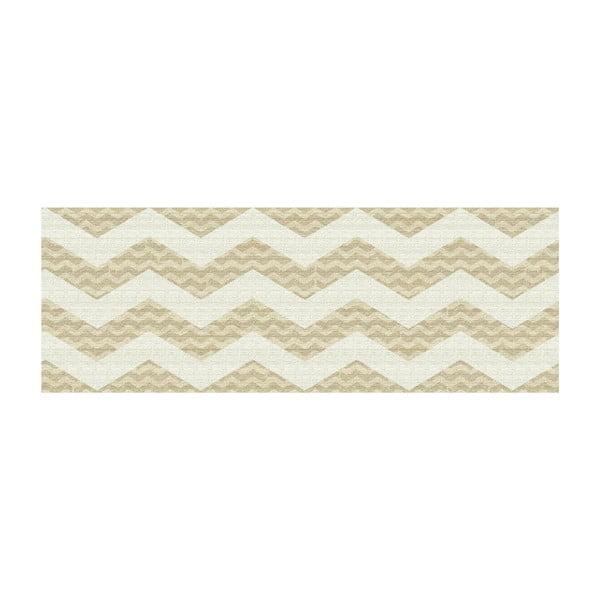 Vinylový koberec Chevronmania, 50x140 cm