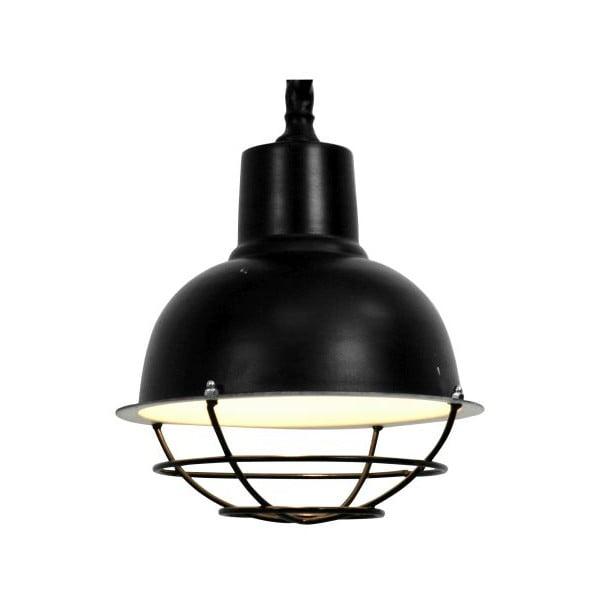 Stropné svetlo Nerone Vintage Black
