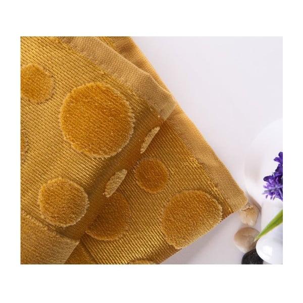 Sada 2 uterákov ropical Mustard, 50x90 cm