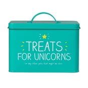 Dóza na zvieracie mašrkty Happy Jackson Unicorn