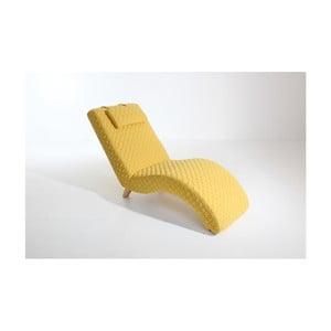 Žltá leňoška Max Winzer Norris Structured