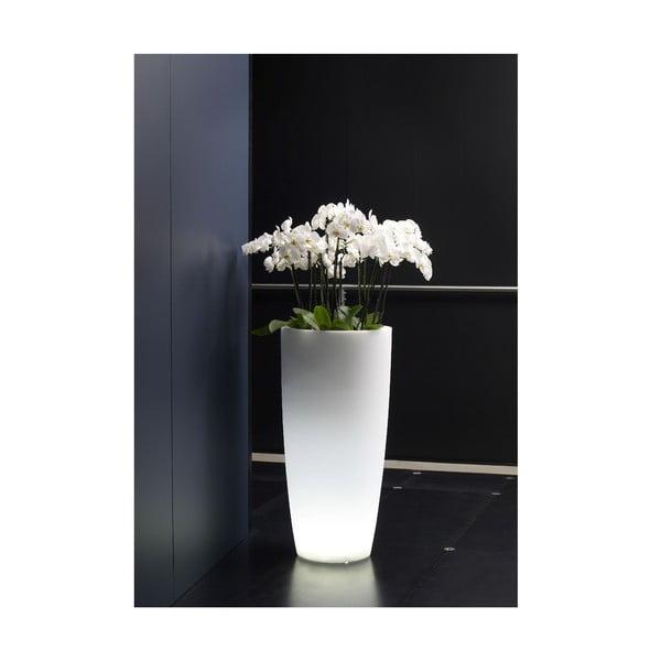 Svietiaci kvetináč Taylos