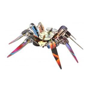 3D skladačka Totem Spider