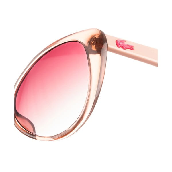 Detské slnečné okuliare Lacoste L602 Rosa