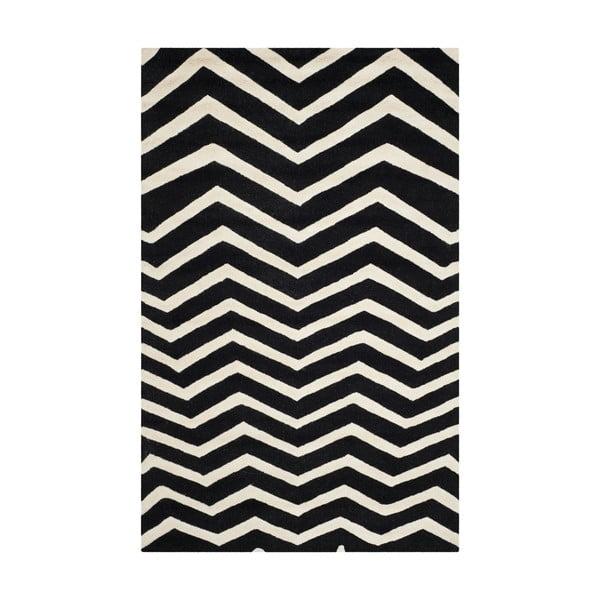 Vlnený koberec Edie, 182x274 cm