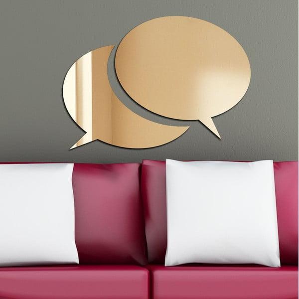 Dekoratívne zrkadlo Dialóg