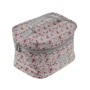 Kozmetická taška Incidence Mini Flower, 21,5 x 17 cm