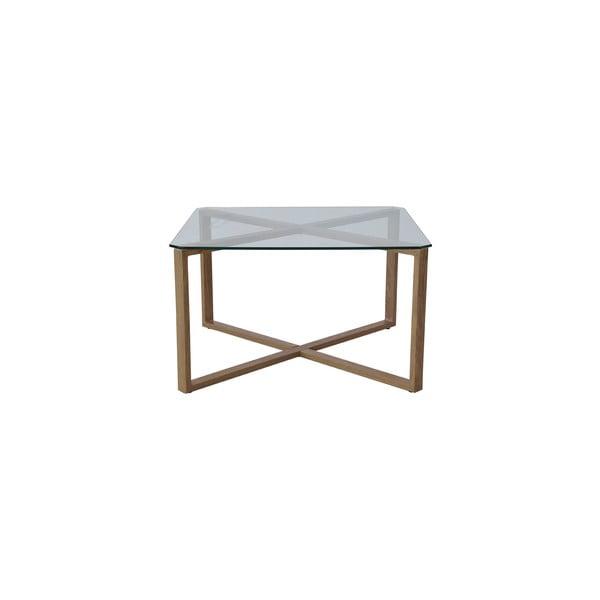 Odkladací stolík RGE Cleo, 75 x 75 cm