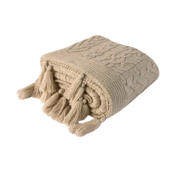 Prírodná deka Tutu, 170×130cm