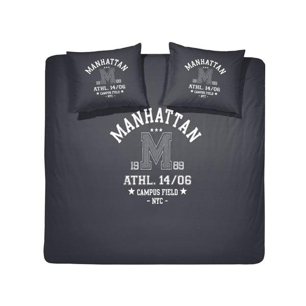 Obliečky Manhattan Blue, 240x200 cm