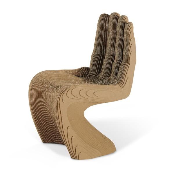 Kartónová stolička Mano