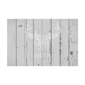 Vinylový koberec Ciervo Gris, 100x150 cm