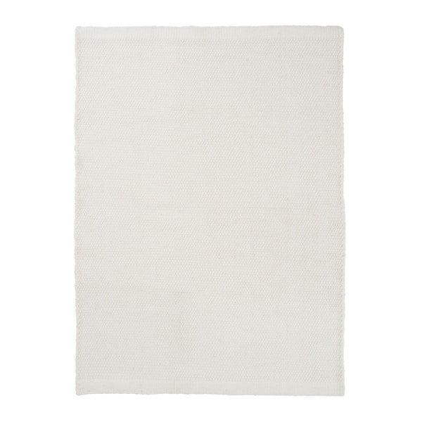 Krémový vlnený koberec Linie Design Bombay, 160 x 230 cm