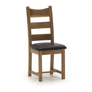 Jedálenská stolička z dubového dreva VIDA Living Danube