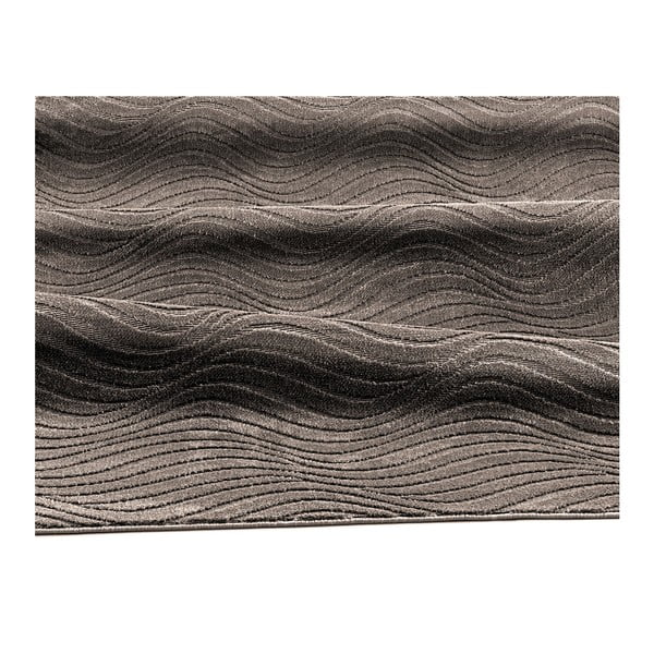 Koberec Webtappeti Reflex Wild Dark, 80x150cm