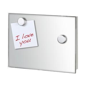 Skrinka na kľúče s magnetickou doskou Wenko Home, 50 x 20 cm