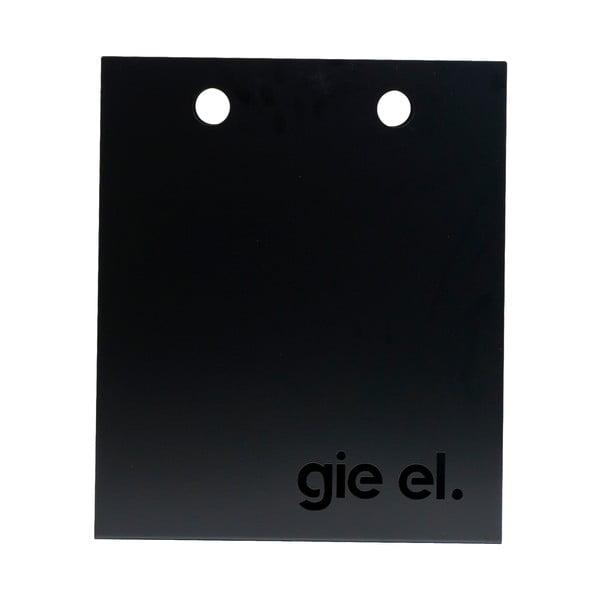 Stojan na časopisy Magazine Box 33x39 cm, čierny