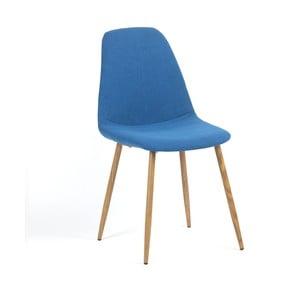 Jedálenská stolička Sky, modrá
