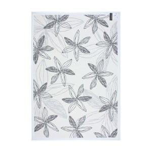Koberec NW White/Black, 80x150 cm