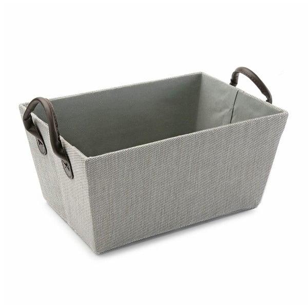 Košík s rúčkami Grey Handle