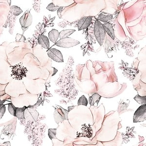 Tapeta na stenu Dekornik Magnolias Garden, 100 x 280 cm