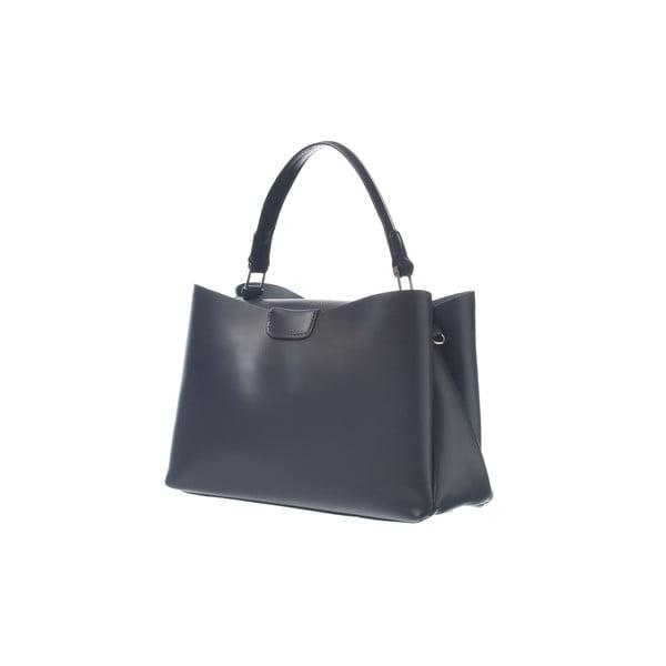 Kožená kabelka Miss Town Blue