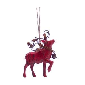 Závesná dekorácia Red Deer