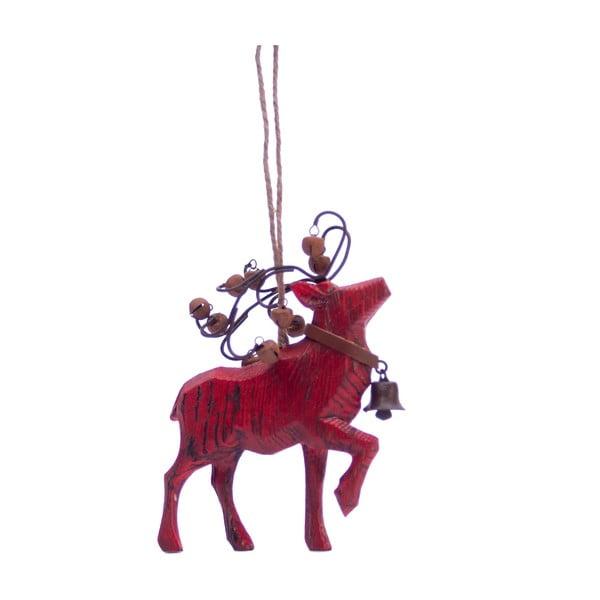 Závesná dekorácia Antic Line Red Deer