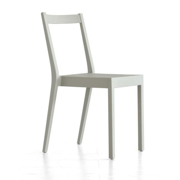 Jedálenská stolička Kent, svetlo šedá