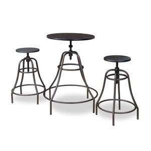 Set barového stolíka a 2 stoličiek Signal Tabgo