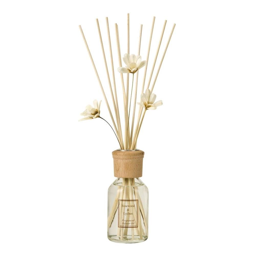 Aróma difuzér s vôňou ružovej vody a liči Copenhagen Candles, 100 ml