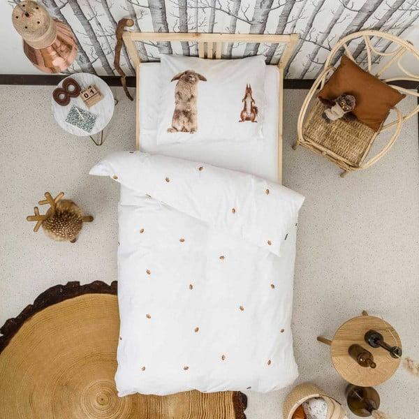 Obliečky Snurk Furry Friends,140x200cm