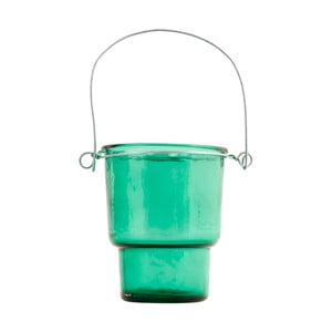 Zelený svietnik House Doctor Tealight, 20 cm