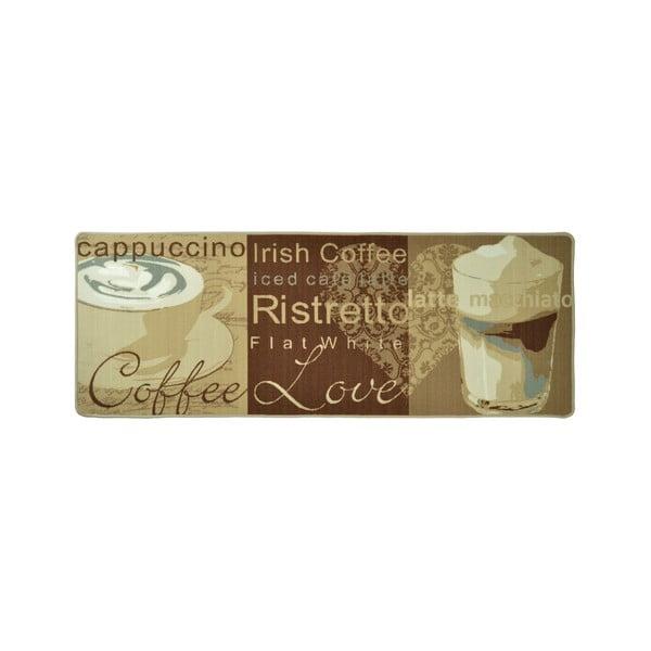 Kuchynský behúň Zala Living Coffee Love, 67×180cm