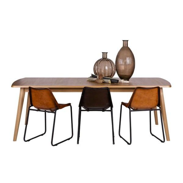 Drevený jedálenský stôl DeEekhoorn Oxford