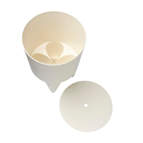 Univerzálny stolík/kôš/chladič na ľad Bubu, svetlobéžový