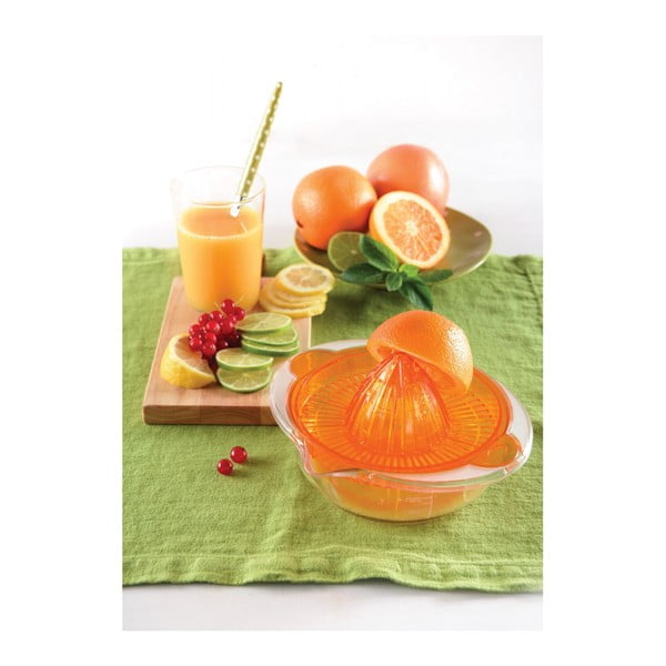 Oranžový odšťavovač Snips Citrus Juicer