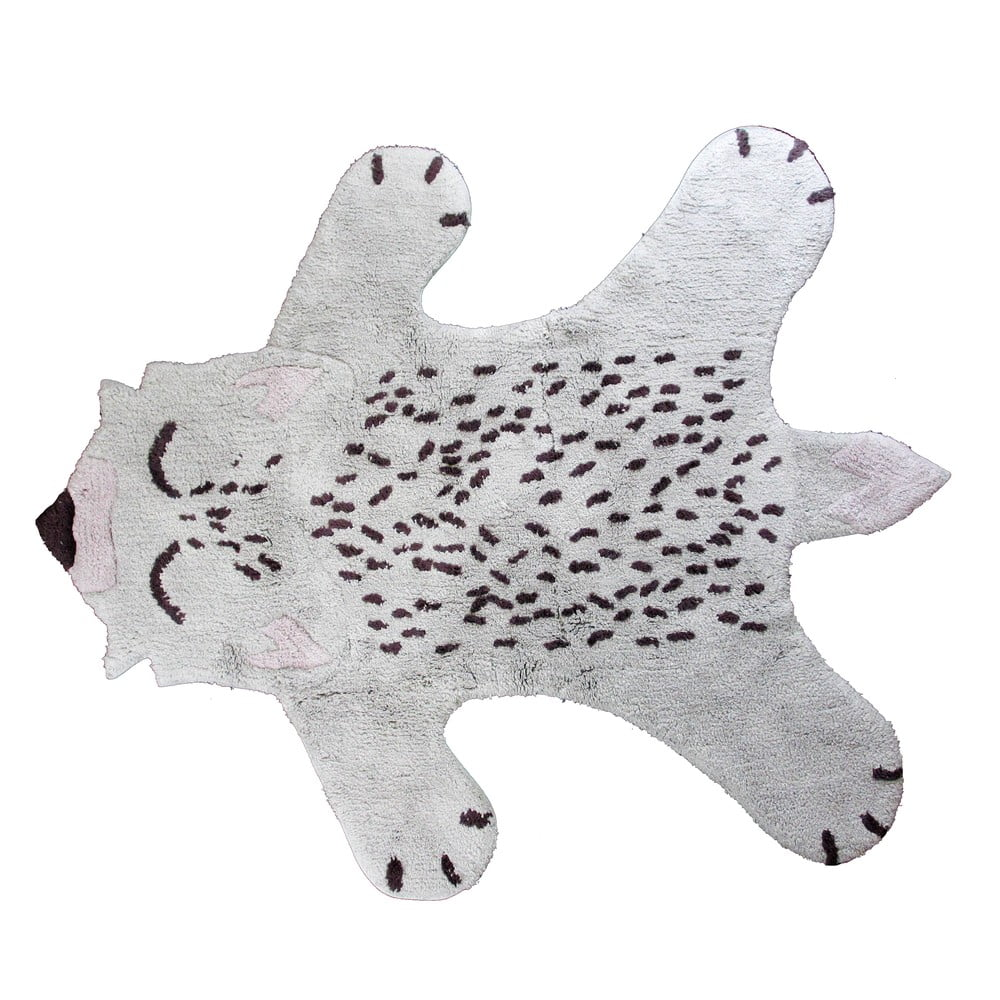 Detský koberec Nattiot Little Fox, 80 × 120 cm