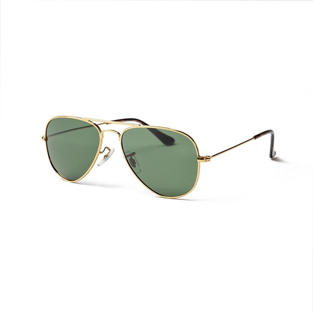 43b1c8ea4 Detské slnečné okuliare Ocean Sunglasses Varese Green Pilot | Bonami