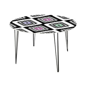 Jedálenský stôl Aztec Diamond, 120 cm