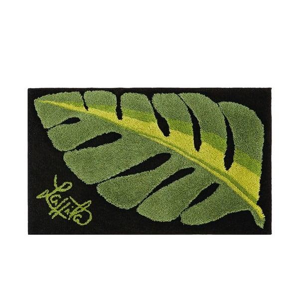 Kúpeľňová predložka Leaf, 60x100 cm