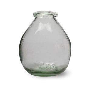Váza z recyklovaného skla Garden Trading Vase, 13 cm